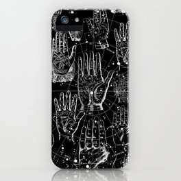 PALMISTRY iPhone Case