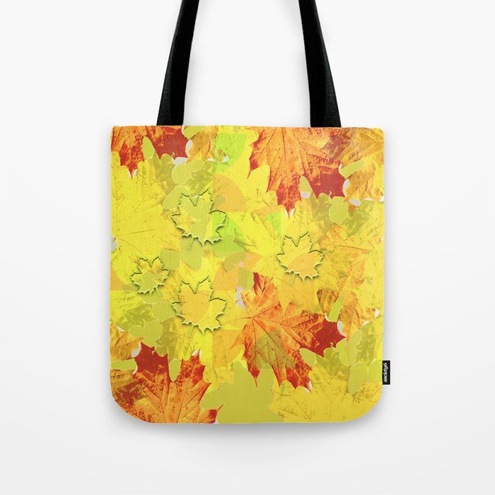 autumn impression tote bag by loroartpictures society6. Black Bedroom Furniture Sets. Home Design Ideas
