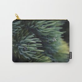 Ombre Succulents Carry-All Pouch