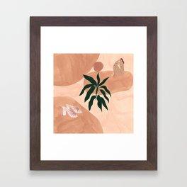 Loeffler Randall - Coco Style Framed Art Print