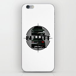 Bullitt Generations iPhone Skin