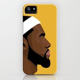Lebron iPhone Case