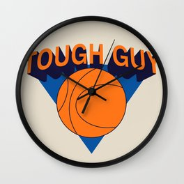 Tough Guy - concert at Madison Square Garden - 1995 Wall Clock