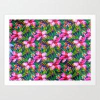 Tapestry 010 Art Print