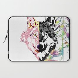 The Wolf Within Laptop Sleeve