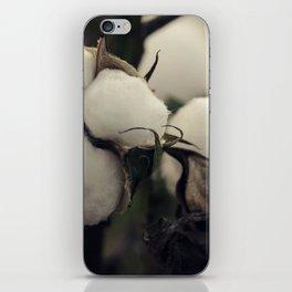 Cotton Field 7 iPhone Skin