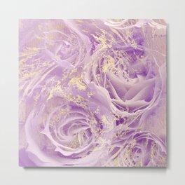 rose fragrance Metal Print