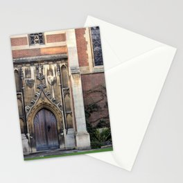 Historic door Stationery Cards