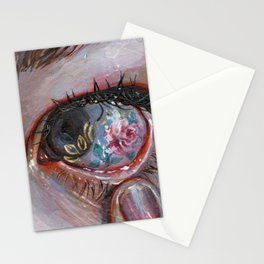 Beauty in The Eye Stationery Cards