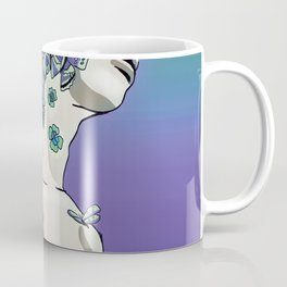 Butterfly Boy Coffee Mug