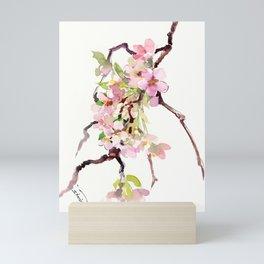 Cherry Blossom Branch, Sakura Blossom Mini Art Print