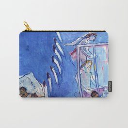 13,000px,500dpi-Charlotte Salomon - Life or theater, A singspiel 3 - Digital Remastered Edition Carry-All Pouch