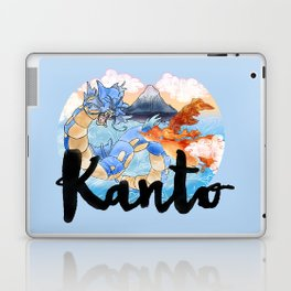 Kanto Laptop & iPad Skin
