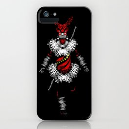 Jokers are wild iPhone Case