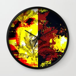 Invincible Summer Wall Clock