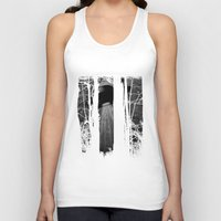 ufo Tank Tops featuring ufo by Natasha79