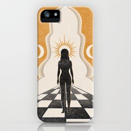 Sun Goddess | 1 iPhone Case