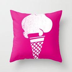 Gelati 1 Throw Pillow