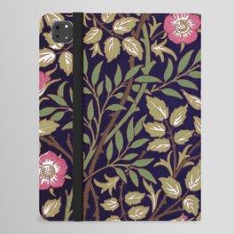 William Morris Sweet Briar Floral Art Nouveau iPad Folio Case