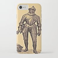 andreas preis iPhone & iPod Cases featuring Andreas Groll (photographer, 1812–1872): Armour / Rüstung by Ouijawedge