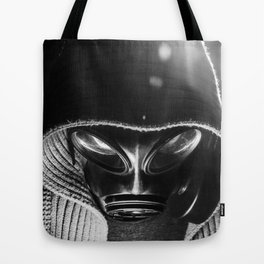 Behind The Mask  Tote Bag