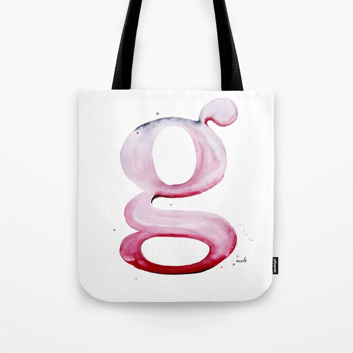Mighty G Tote Bag
