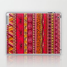 Yzor pattern 013 Summer Sunset Laptop & iPad Skin