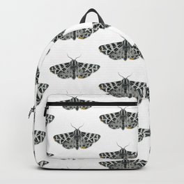 Kintsugi - A Graphite Drawing of a Moth by Brooke Figer Backpack