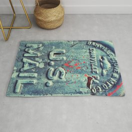 US mail Rug