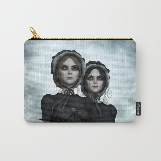 Deadly Halloween Twins – They are coming Carry-All Pouch