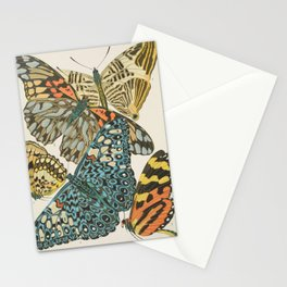 Butterfly Scientific Illustration by E.A. Seguy, 1925 #12 Stationery Cards