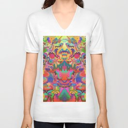 Second Vision Unisex V-Neck