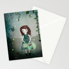 Friends of the night Stationery Cards