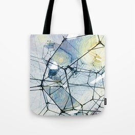 Starry Night Gone Wild Tote Bag