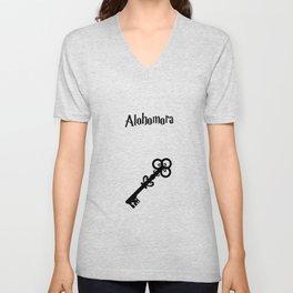 Alohomora Unisex V-Neck