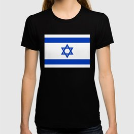 Israel Flag - High Quality image T-shirt