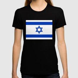 Israel Flag - High Quality image T-shirt
