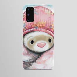 Winter Princess Android Case