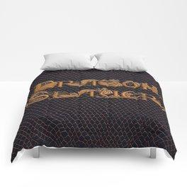 Dracoserific Dragon Slayer Comforters