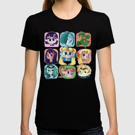 Sailor Scout Icon T-shirt