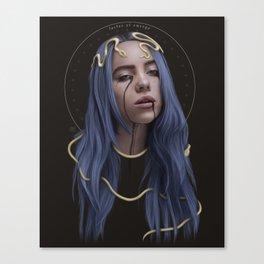 LUCTOR ET EMERGO Canvas Print