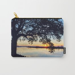 Pascagoula River Sunrise Carry-All Pouch