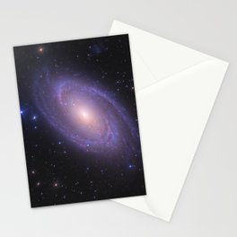 Spiral Galaxy Space Image Stationery Cards