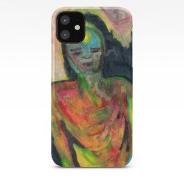 Spirit/Figure iPhone Case