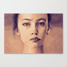 A memory II Canvas Print