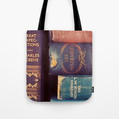 Sunday Reading Tote Bag