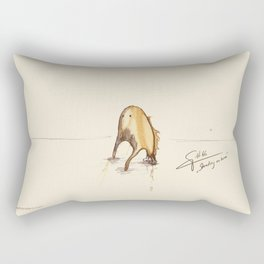 #coffeemonsters 66 Rectangular Pillow