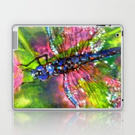 Title: painting - Dragonfly Laptop & iPad Skin