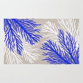 Coral Pattern Rug