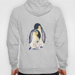 Penguins Family Hoody